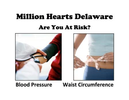 risk slide Million Hearts Delaware